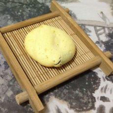 奶黄长寿糕