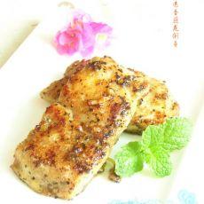 黑椒柠檬煎龙俐鱼排