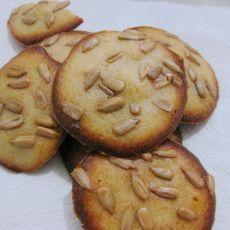 蛋白葵瓜子饼干