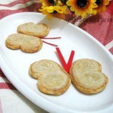 飞饼版蝴蝶酥