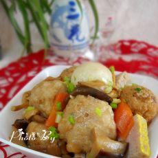 菌菇烩三鲜