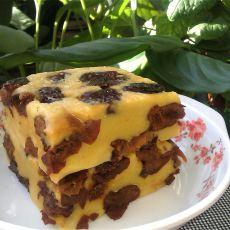 黄米面红枣年糕
