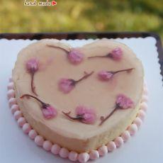 樱花舒芙蕾乳酪蛋糕的做法