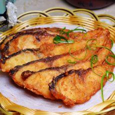 五香炸鱼片