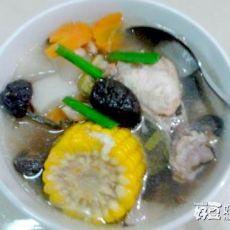 【营养靓汤】玉米萝卜鸡翅根汤