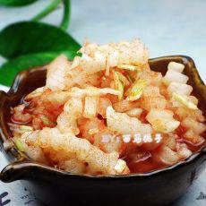 秋季食补萝卜当先---韩式辣萝卜