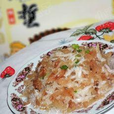 海蜇头拌萝卜丝