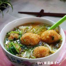 五宝丸子汤
