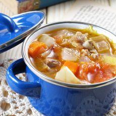 罗宋排骨汤的做法