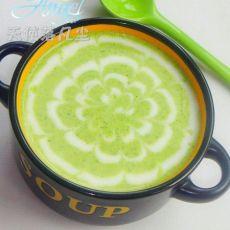 西兰花奶油浓汤