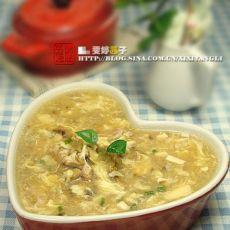 家常酸辣汤的做法