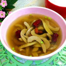 三补黄芪猪腰汤的做法