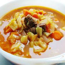 海派罗宋汤的做法