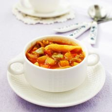 意大利蔬菜汤的做法