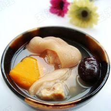 木瓜猪蹄汤的做法