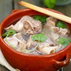 清汤羊肉的做法