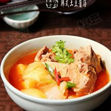 韩国土豆酱汤