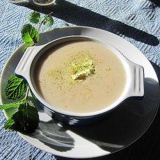土豆洋葱浓汤——香滑美味
