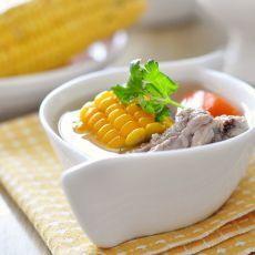 脊骨玉米汤