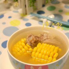 粟米排骨汤