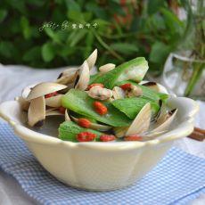蛤蜊丝瓜汤的做法