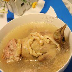 花胶鸽子汤