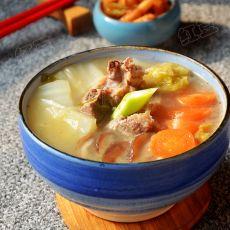 韩式猪骨汤