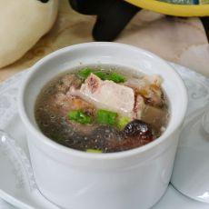灵芝猪骨汤