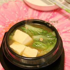 豆腐大酱汤的做法