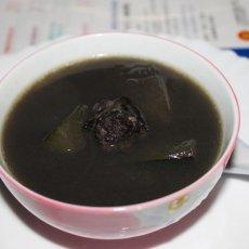 �湿冬瓜鲫鱼汤的做法