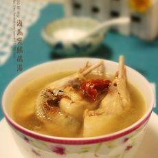 海马煲鹧鸪汤的做法