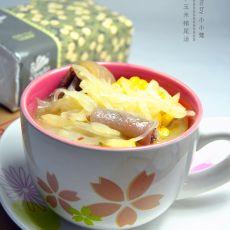 萝卜玉米猪尾汤的做法