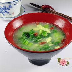 芥菜汤的做法