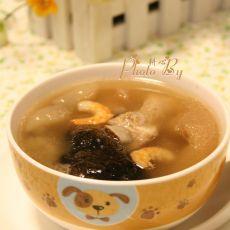 海参竹荪汤的做法