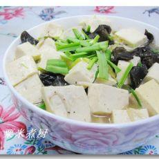 虾皮豆腐汤――儿童补钙