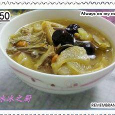 【清补凉】六味煲鸡汤