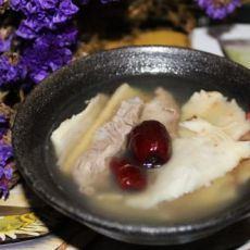 养血补气---当归北芪瘦肉汤的做法