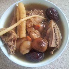 十全大补鸽子汤的做法