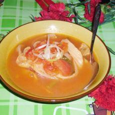 开胃番茄白菜汤