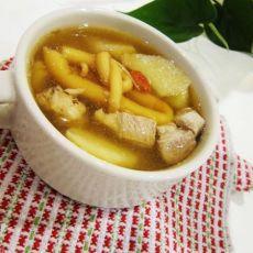 淮山党参瘦肉汤的做法