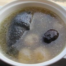 红枣桂圆乌鸡汤