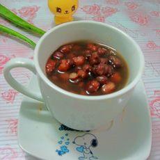 薏仁红豆水