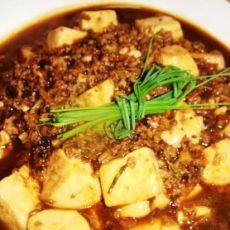 芹菜肉沫豆腐的做法