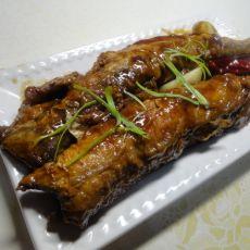 红烧黄钻鱼