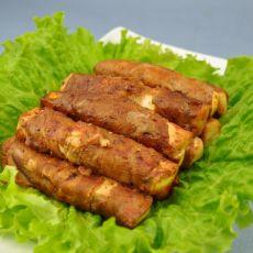 豆腐羊肉卷