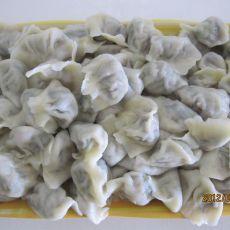 香菇青菜肉馅饺的做法