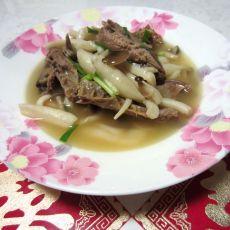 菌菇鸽子汤