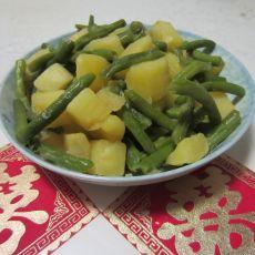 刀豆土豆的做法