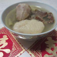 芋艿扁尖老鸭汤