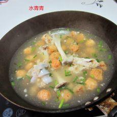 骨头丸子香锅的做法
